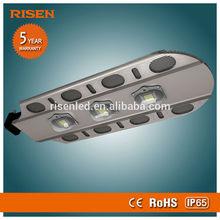 Risen Cheap Tuv 90W Sresky One Motion Integrated Solar Street Light