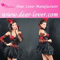 Dear lover 2014 nueva llegada venta al por mayor cleopatra trajes atractivos