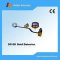 Md3010ii, fabricante de ouro no subsolo máquina detector com visor lcd e alvo de identidade
