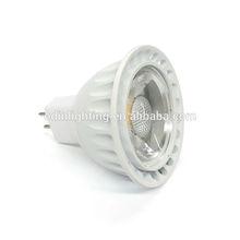 Free Shipping LED light Magnesium Alloy mr16 5w Odinlighting