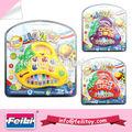 shantou mercado de los juguetes de dibujos animados de piano del bebé música teclado jugueteseducativos para los niños