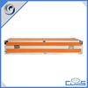 professional handle long orange Aluminum tools case tools box Musical Instruments case laptop protect case tool caninet