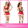 venta al por mayor sexy st nick de navidad traje de mujer maravilla