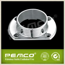 Stainless Steel Handrail Accessories steel pipe base plate