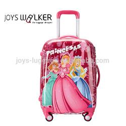 Abs cartoon princess luggage