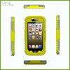 Hybrid PC silicone waterproof case for iphone 6