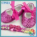 2014 baby botinhas menina criança sapatasdevestido lantejoulas rosa quente girls batismo/batizado de bebê sapatos