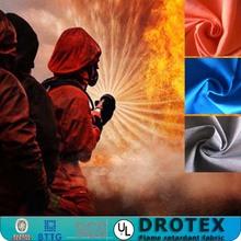 Para aramid / meta aramid Woven Aramid fire retardant fabrics for special industry workwear