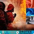 Paraarámido/meta aramida tejido nomex fuego retardante tejidos especiales para la industria de ropa de trabajo