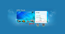 gps tracking software for A18 TK103 GT06
