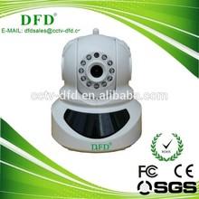 Wifi Indoor Wireless P2P IP Camera LED IR Night Vision Free DDNS