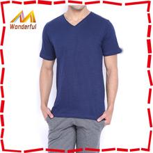 Fashion printed office Company uniform t shirts wholesale
