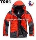 Best quality mens fancy designer name brand winter coats T84
