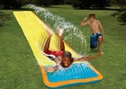 2014 fashion design pvc inflatable water slide