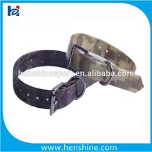 waterproof and flexible urethane sport camo dog collar