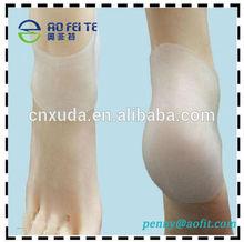 SALE 2 Pair Silicone Gel Heel Sleeves Socks Moisturizing Callus Dry Cracked Heel