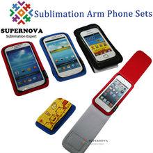 Custom Design Arm Mobile Phone Pouch ,Blank Cell Phone Arm Holder