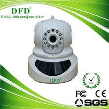 720P 4CH All-in-One IP Camera qr code PoE NVR Kit