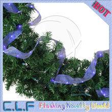 Ribbon LED String Light for Chrismas Decoration, LED Copper Wire Light