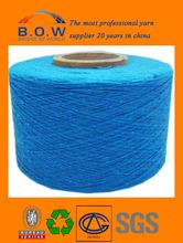 100% cotton grey yarn/ pure cotton yarn/ raw white cotton yarn Contacter:Jelissa, Skype:bowchina2008-11 ,mail-add:sales13@bowchi