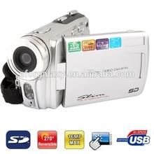 5.0 Mega Pixels 16X Zoom Digital Camera