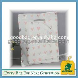 desain kustom kantong plastik berkualitas baik lucu MJ02-F02145 for wig made in china