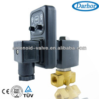 High quality air compressor solenoid valve timer
