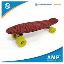 High Technology New Product mini PP cruiser skateboard