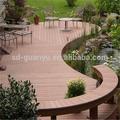 Wpc piso decks / reciclado plástico madeira / madeira plástica
