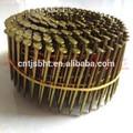Decorativa clavos/pregos/prego da bobina 15 grau de alta qualidade