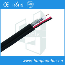coaxial cable rg59+2cores