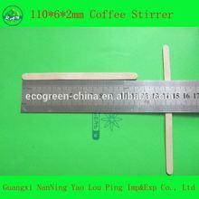 disposable plastic coffee stirrer flat stick
