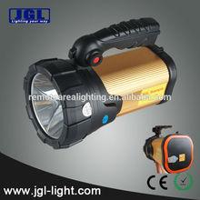 CE & RoHs certificates 10w led equipment led cree emergency Top brightness 810 lm handheld led spotlight lighting quality