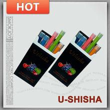 Hot sale electronic cigarette shisha time 500 puffs colorful disposable e shisha