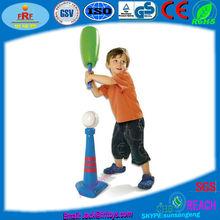 Kids Game Inflatable Big Boom Bat and Tee Inflatable Big Boom Baseball Bat