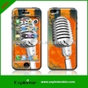 Promotional personalized custom OEM fancy fashionable wholesale cell cover stickers