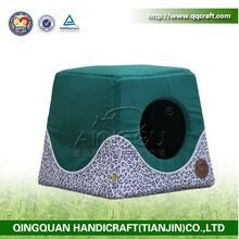 QQuan China supplying cheap warm bamboo dog house