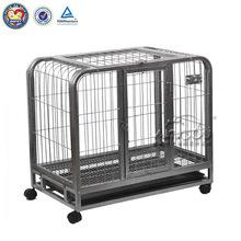 QQuan metal dog cage wrought iron cheap designer dog beds