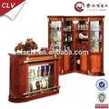 vino alto bar in legno ingrosso mobili rustici