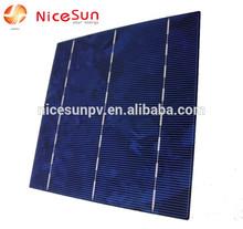 "6"" poly solar cell"