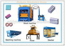 Best selling in alibaba QT4-15 machine a coudre price brick block machine for sale