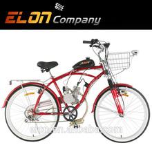 Motorized Bicycle Gas Powered Bike Gas Motor Bike (E-GS104)