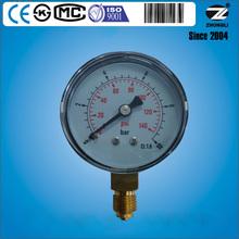 Y-60 bottom double scale 10bar/140psi plastic lpg gas regulator