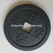 Four seasons cast iron teapot pad