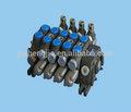 Dcv60-2ow. 2ot hydraulique vanne directionnelle solénoïde