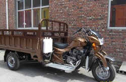 Chinese three wheel motorcycle,cargo tricycle,3 wheelers
