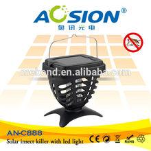 Elettrico alimentato da energia solare zanzara killer lampada/zanzara zapper