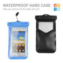 New Universal pvc waterproof plastic bag for mobile phone