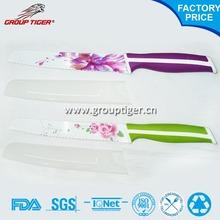 High quality ceramic fillet knife set of knife solingen