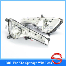Factory supply Led daytime running lights for kia led K2 K3 K5 sportage Sorento